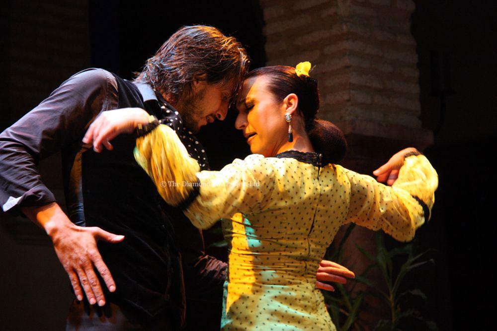 Flamenco dancing, Seville, Spain. By Linda Thomson
